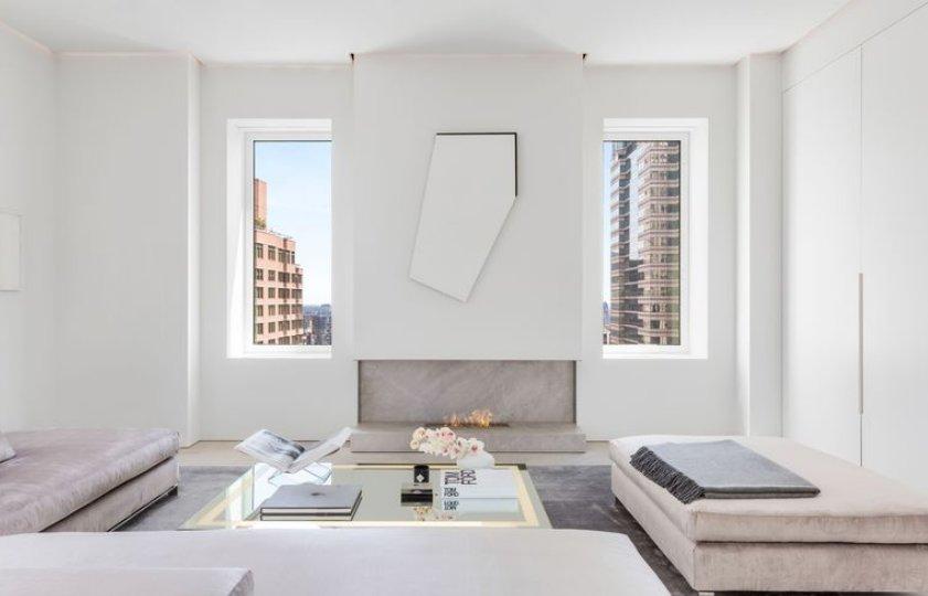 minimalist living room renovation idea malaysia