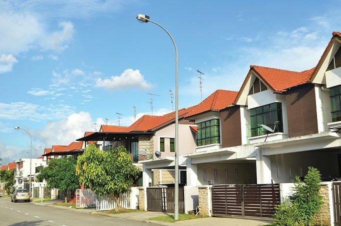 malaysia terrace house renovation
